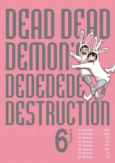 Page 4 Dead dead demon's dededededestruction tome 6