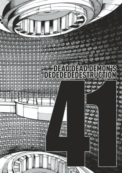 Page 8 Dead dead demon's dededededestruction tome 6
