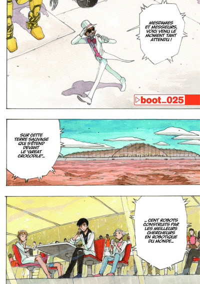Page 5 Atom the beginning tome 6