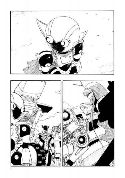 Page 8 Atom the beginning tome 6