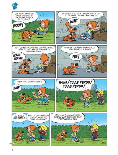 Page 4 Boule & Bill tome 39 - Y a d'la promenade dans l'air