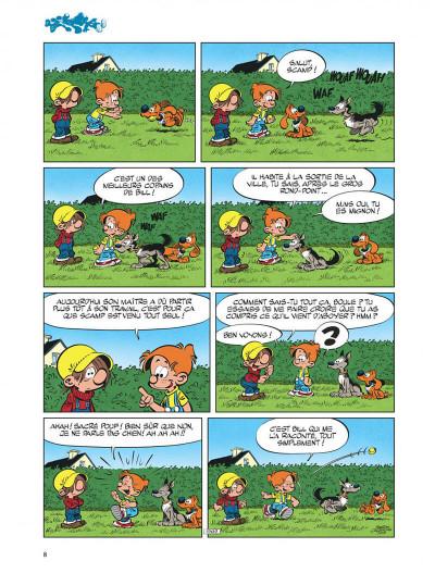 Page 8 Boule & Bill tome 39 - Y a d'la promenade dans l'air