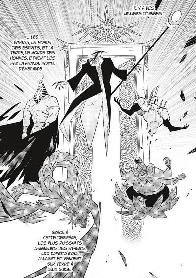 Page 6 Marblegen - origines tome 1