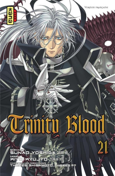 Couverture Trinity blood tome 21