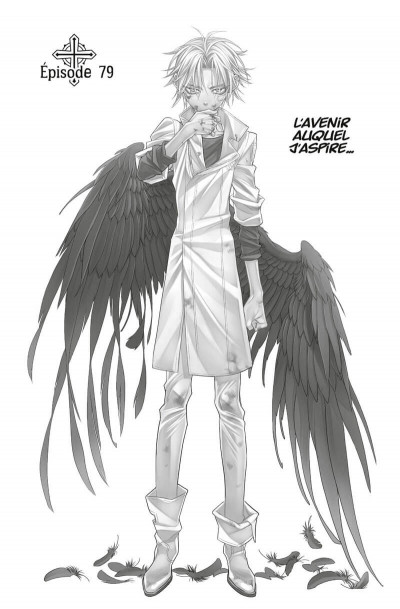 Page 4 Trinity blood tome 21