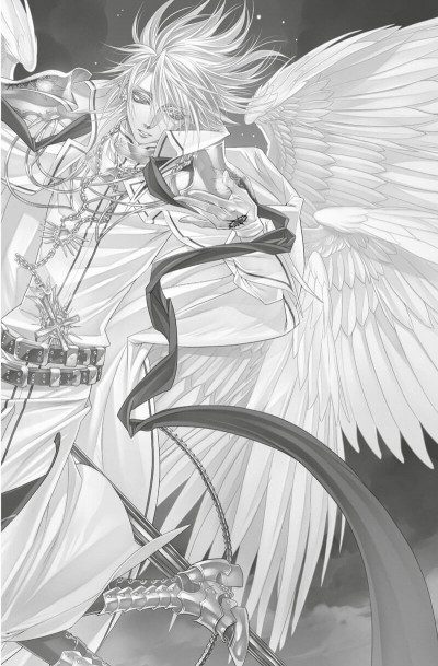 Page 5 Trinity blood tome 21