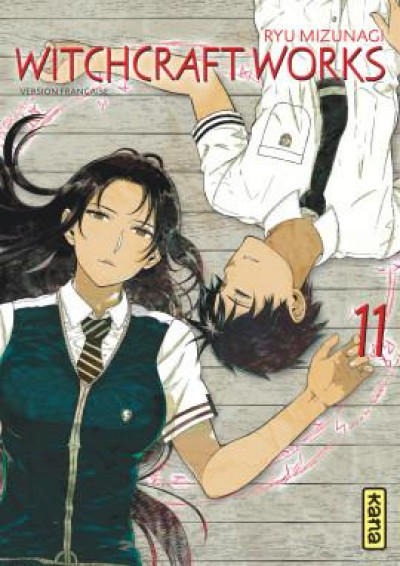 Couverture Witchcraft works tome 11