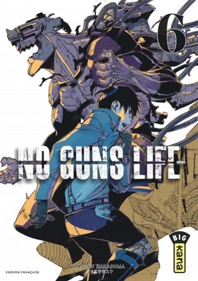 Couverture No guns life tome 6