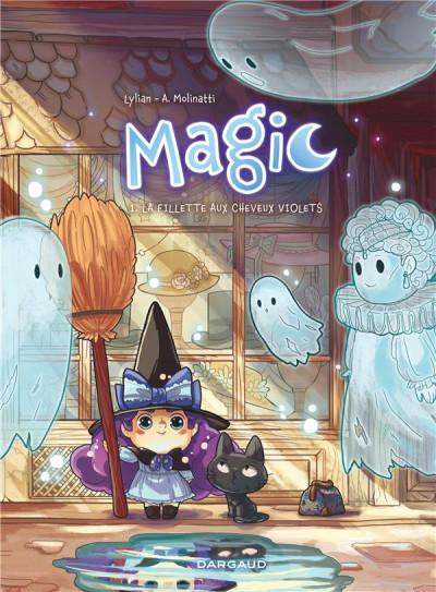 Couverture Magic tome 1