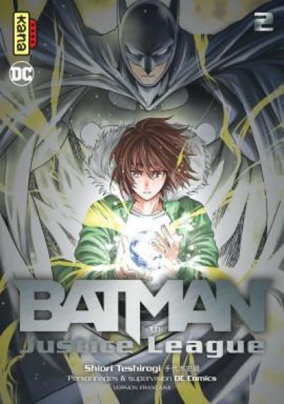 Couverture Batman & the justice league tome 2