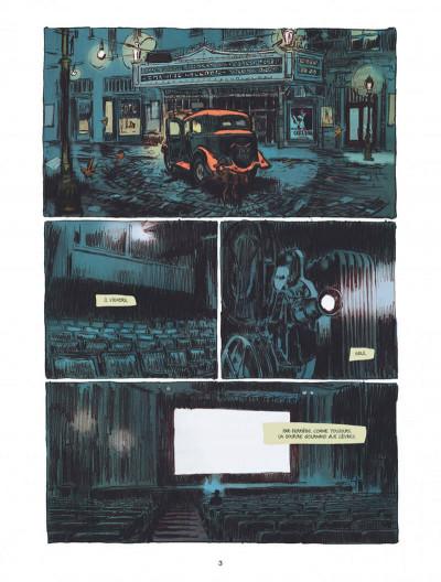Page 3 La peau de l'ours tome 2
