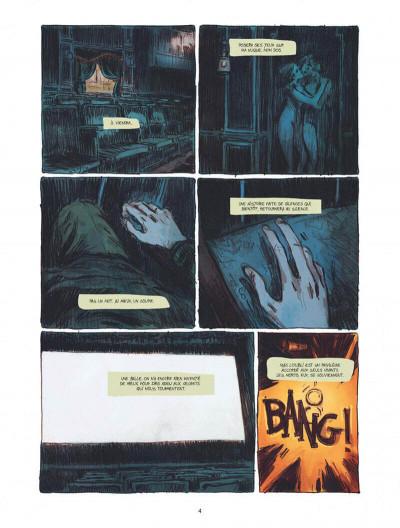 Page 4 La peau de l'ours tome 2