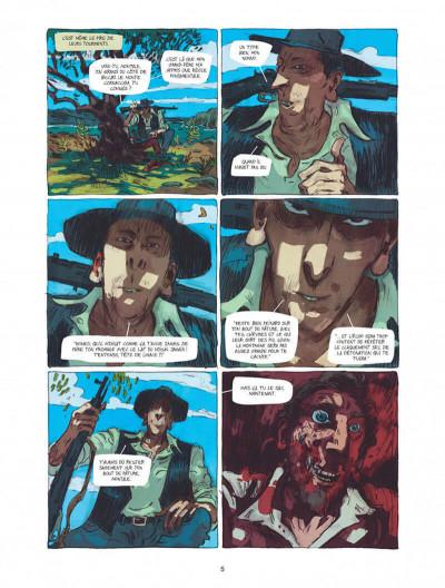 Page 5 La peau de l'ours tome 2