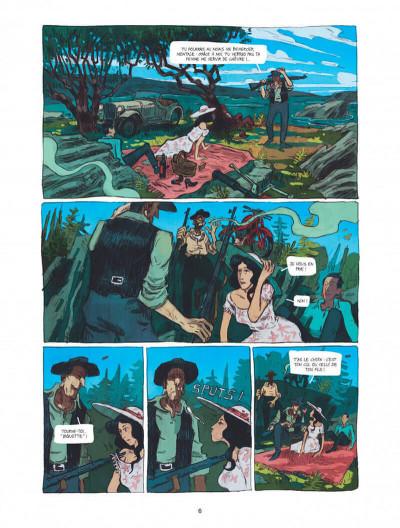 Page 6 La peau de l'ours tome 2