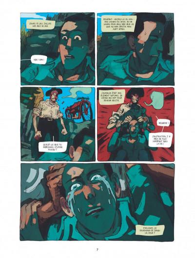 Page 7 La peau de l'ours tome 2