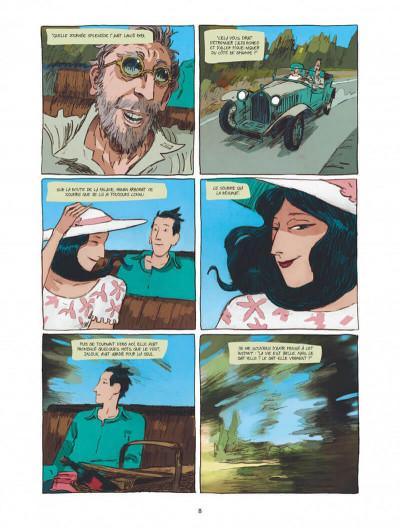 Page 8 La peau de l'ours tome 2