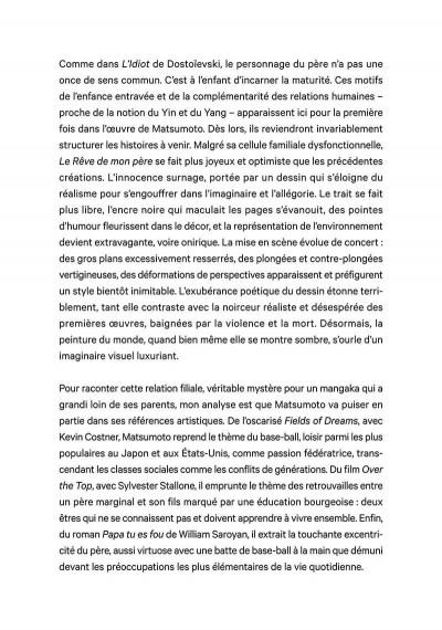 Page 5 Le rêve de mon père tome 1