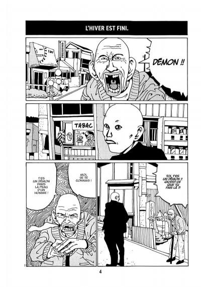 Page 5 Le rêve de mon père tome 3