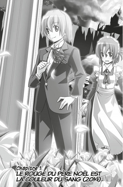 Page 6 Hayate the combat butler tome 44