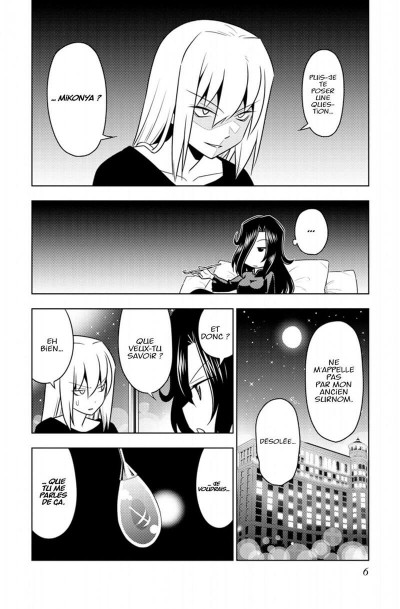 Page 6 Hayate the combat butler tome 47