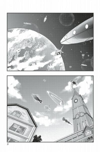 Page 9 Last pretender tome 1