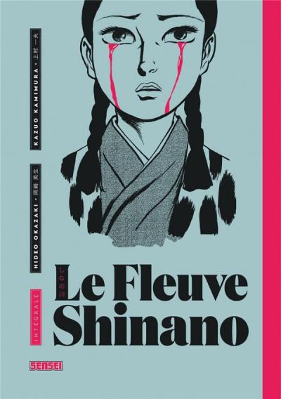 Couverture Le fleuve Shinano - intégrale tome 1