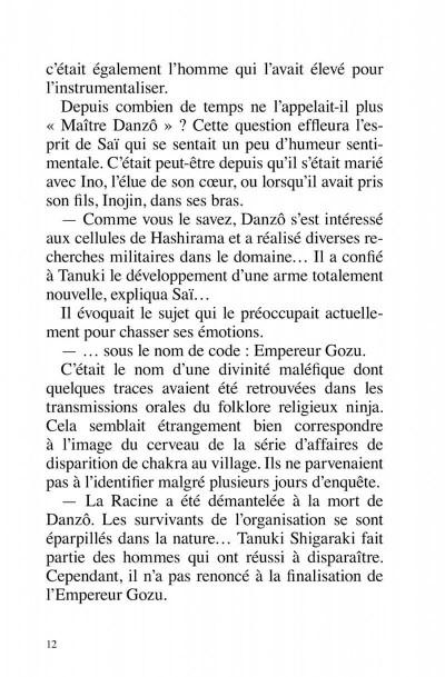 Page 8 Boruto - roman tome 3
