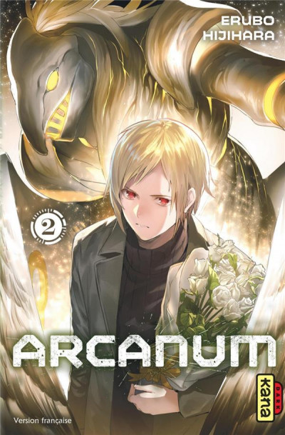 Couverture Arcanum tome 2