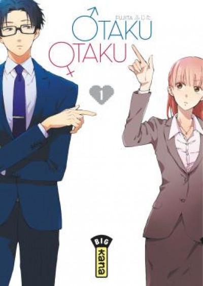 Couverture Otaku otaku tome 1