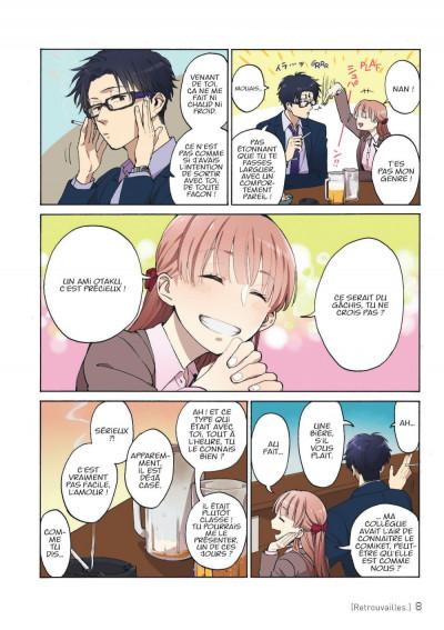 Page 8 Otaku otaku tome 1