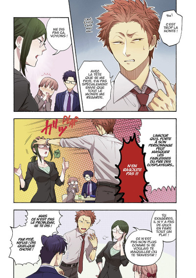 Page 6 Otaku Otaku tome 2