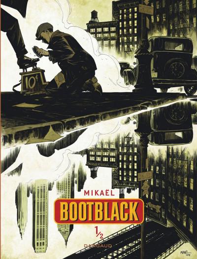 Couverture Bootblack tome 1