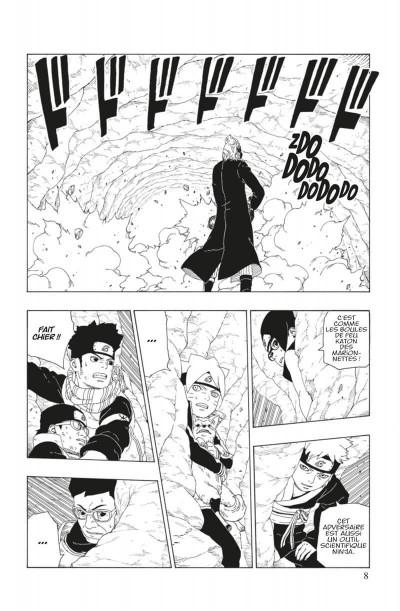 Page 9 Boruto tome 6