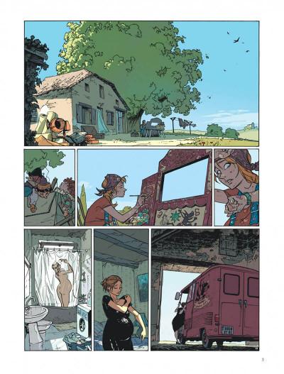 Page 3 Les vieux fourneaux (ed. spéciale) tome 1