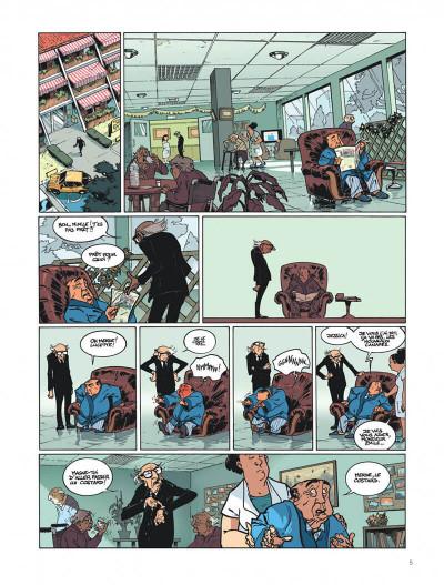 Page 5 Les vieux fourneaux (ed. spéciale) tome 1