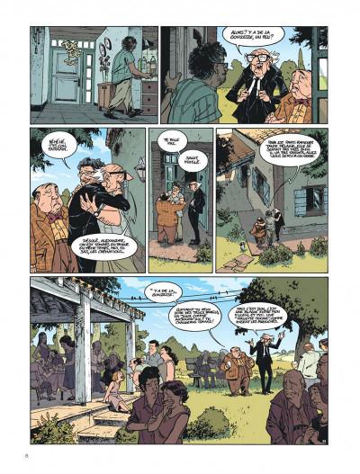 Page 8 Les vieux fourneaux (ed. spéciale) tome 1