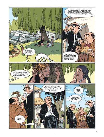 Page 9 Les vieux fourneaux (ed. spéciale) tome 1