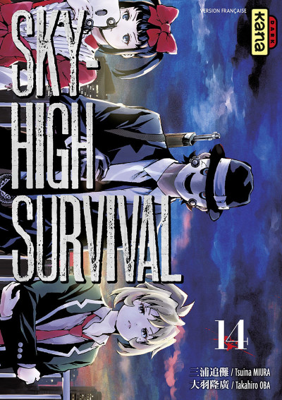 Couverture Sky-high survival tome 14