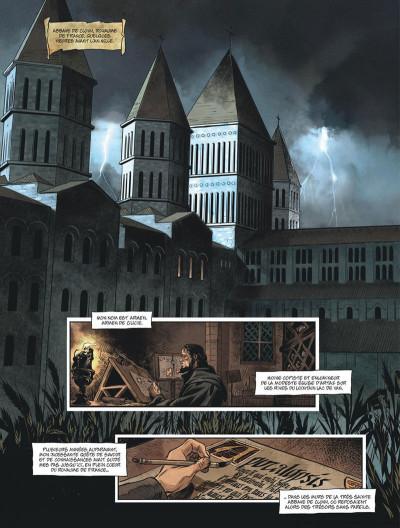 Page 2 Les âges perdus tome 1 + ex-libris offert