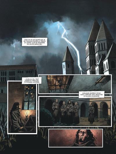 Page 3 Les âges perdus tome 1 + ex-libris offert