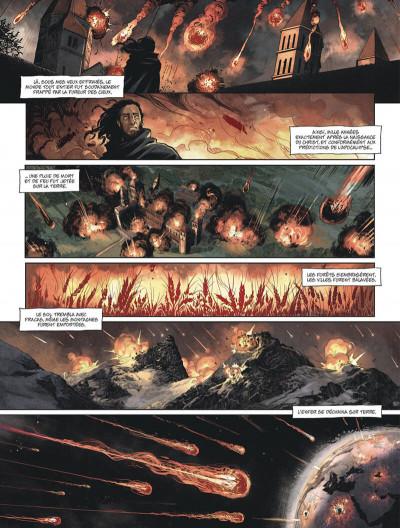 Page 4 Les âges perdus tome 1 + ex-libris offert