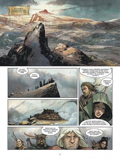 Page 8 Les âges perdus tome 1 + ex-libris offert