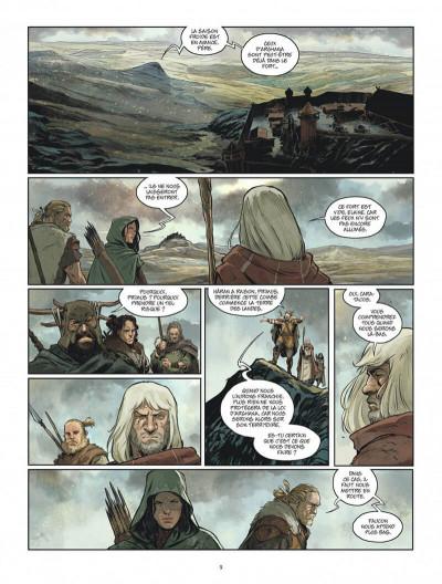 Page 9 Les âges perdus tome 1 + ex-libris offert