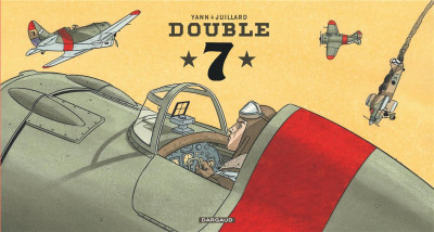 Couverture Double 7 - version strips