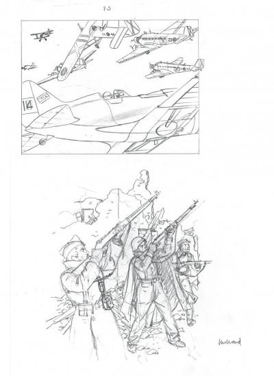 Page 6 Double 7 - tirage de tête