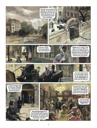 Page 6 La vengeance du comte Skarbek - intégrale