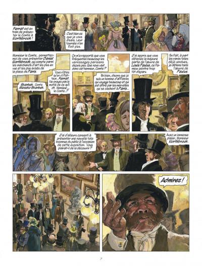 Page 7 La vengeance du comte Skarbek - intégrale