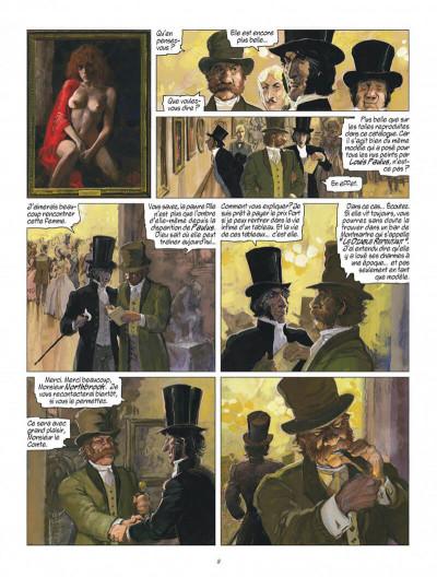 Page 8 La vengeance du comte Skarbek - intégrale