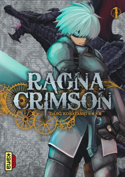 Couverture Ragna crimson tome 1