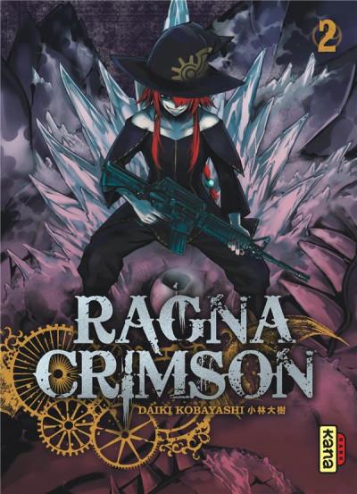 Couverture Ragna Crimson tome 2